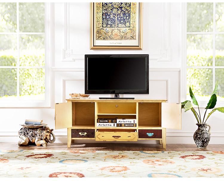 for life家具 > 彩色西雅图客厅卧室高款电视柜       1,欧式西雅图