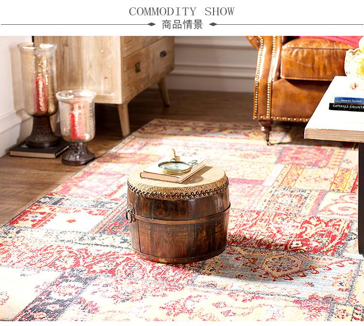 life家具中式新古典老上海木质